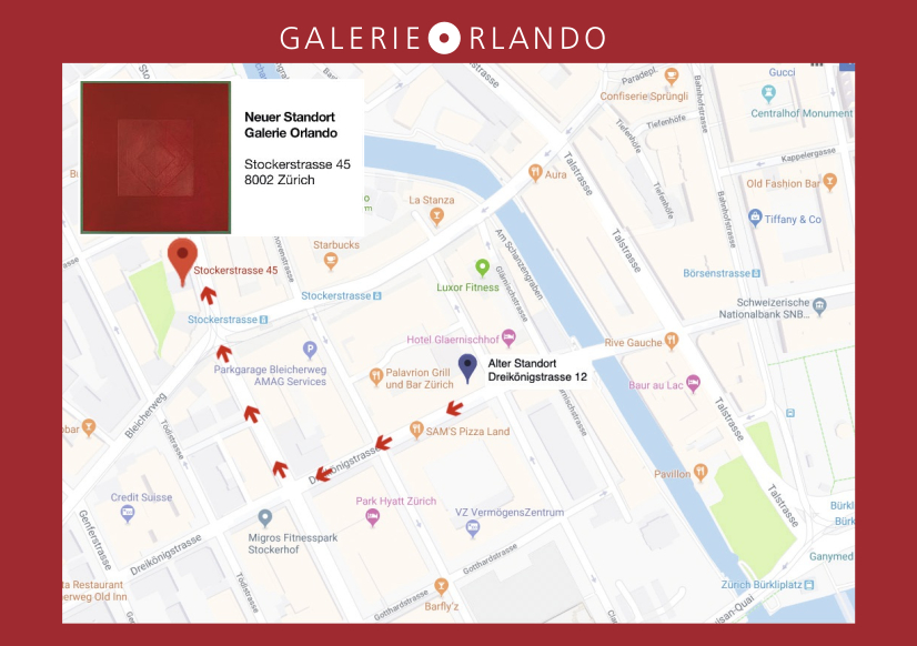 galerie, orlando gmbh, kunst